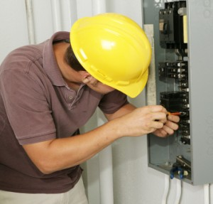 Vancouver Electrician - Electric Service Call